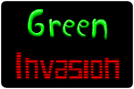 Green Invasion